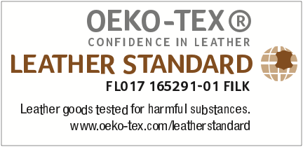 terracare® - Ökotex Leather Standard